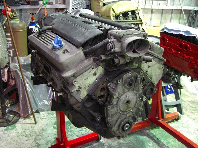 USED エンジン LT−1